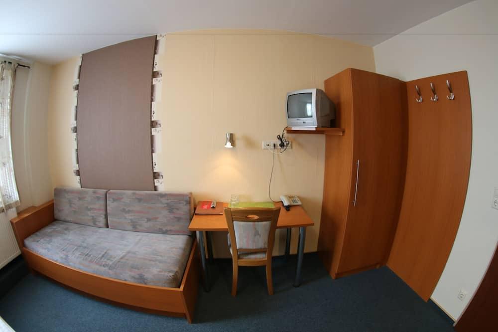Habitación individual - Sala de estar