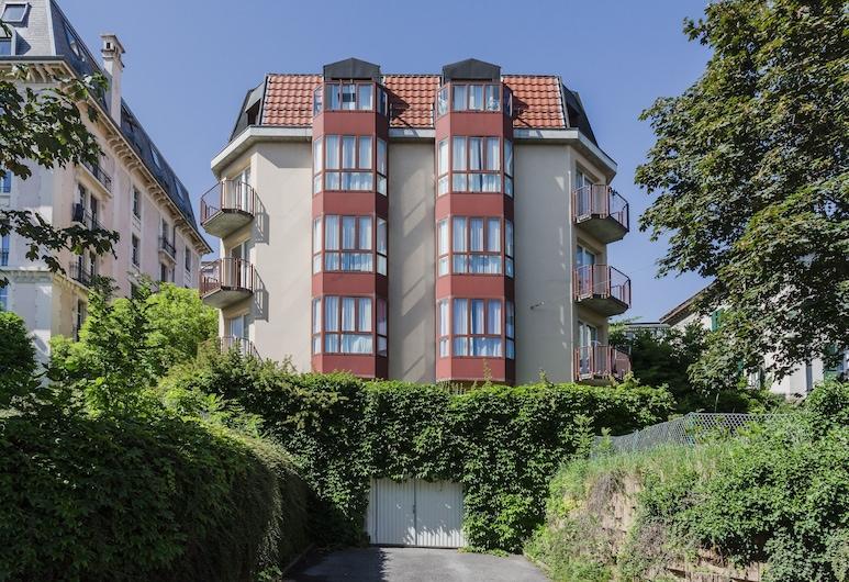 VISIONAPARTMENTS Lausanne Chemin des Epinettes, Lausanne, Pohľad na zariadenie