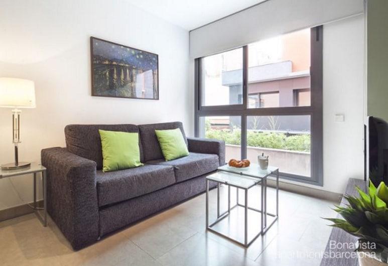 Bonavista Apartments - Virreina, Barcelona, Departamento, 2 habitaciones, vistas al jardín, Habitación