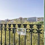 Apartamento, 4 quartos, Sacada, Vista para a cidade - Varanda