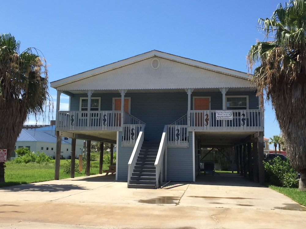 Corral Beach House Vacation Al South Padre Island