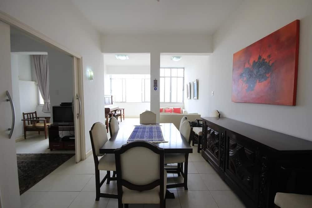 Appartement, 2 slaapkamers, Uitzicht op zee - Woonruimte
