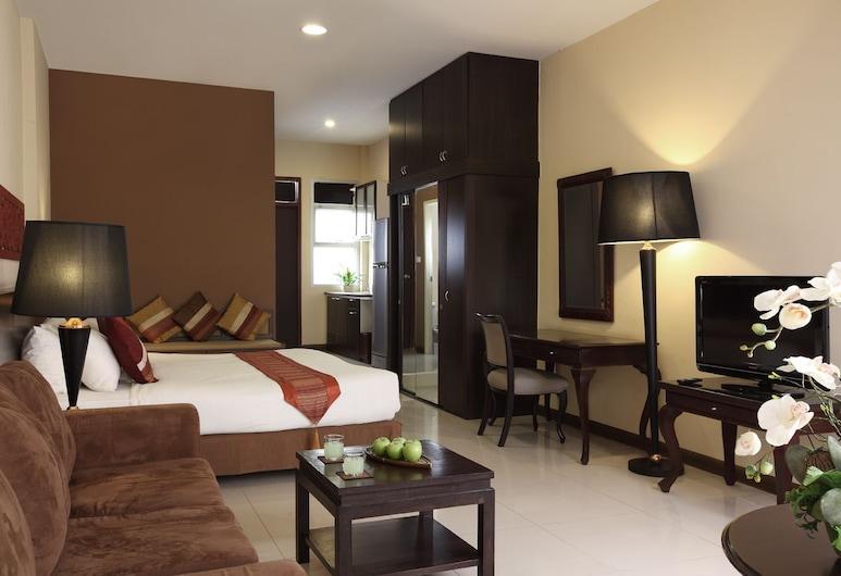 Piman Garden Hotel, Khon Kaen, Garden Suite, Gjesterom