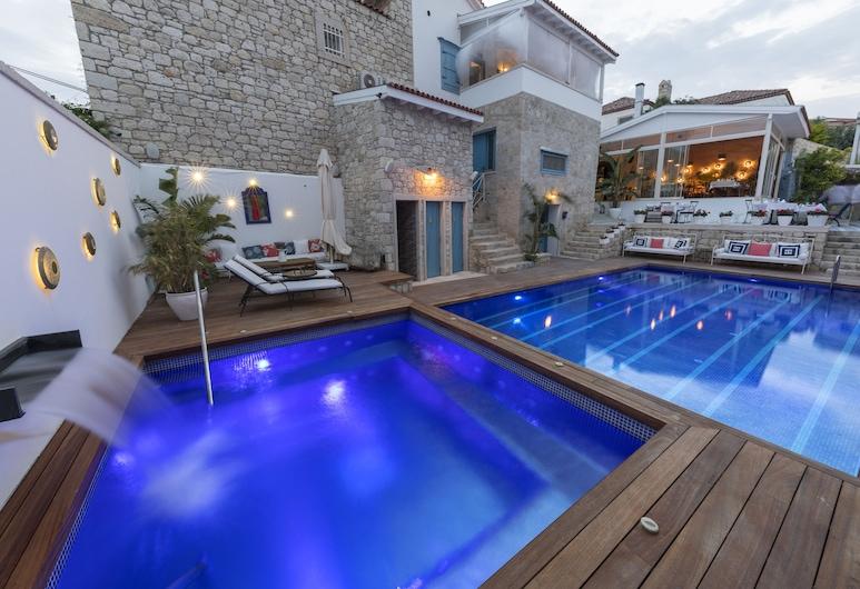 Viento Hotel Alacati - Special Class, Çeşme, Açık Hava Spa Küveti