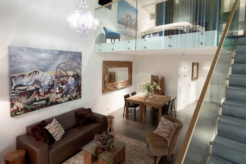 Duplex Apartment Senior - Powierzchnia mieszkalna