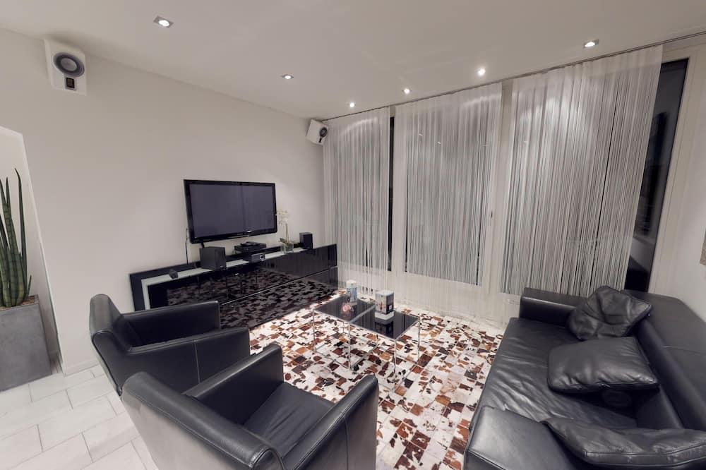Grand Διαμέρισμα - Περιοχή καθιστικού