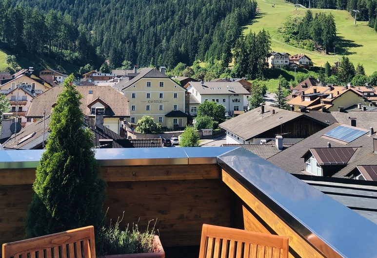Post Hotel - Tradition & Lifestyle Adults Only, San Candido, Terraza