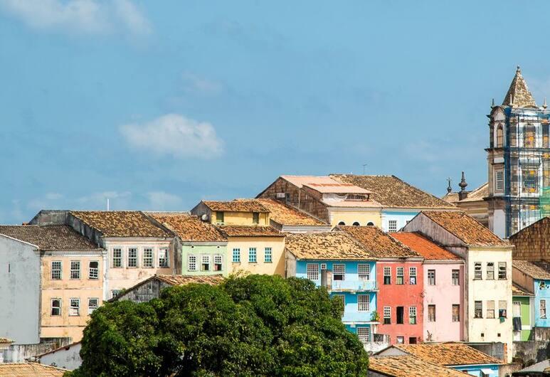 Pousada e Hostel Pedacinho da Bahia, Salvador, View from Hotel