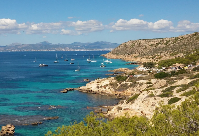 Hostal Villa Maruja, Playa de Palma, Plaj