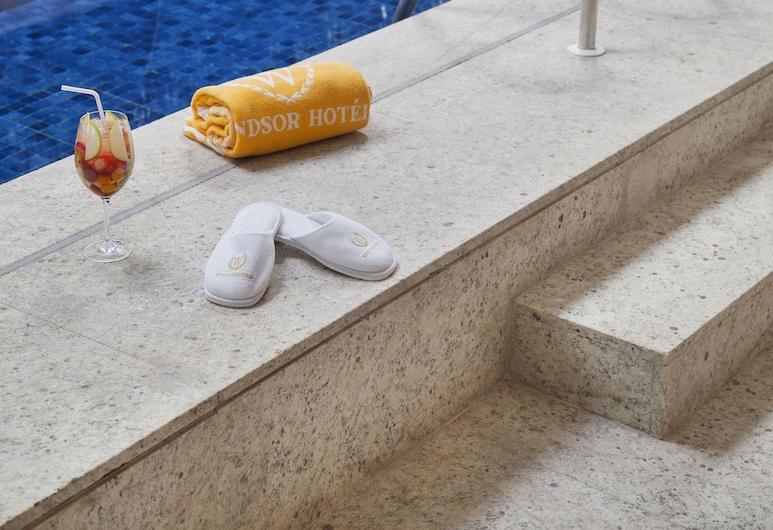 Windsor Brasilia Hotel, Brasilia, Indoor Pool