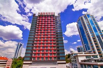 安卡拉綠色公園安卡拉飯店的相片