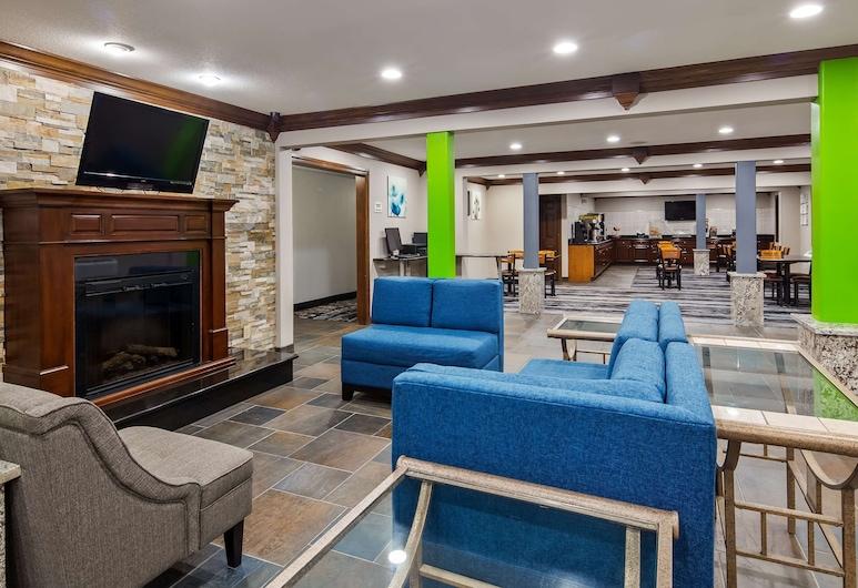 SureStay Hotel by Best Western Cedar Rapids, סידר רפידס, לובי