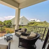 Ev, 5 Yatak Odası (Gulf Breeze) - Balkon
