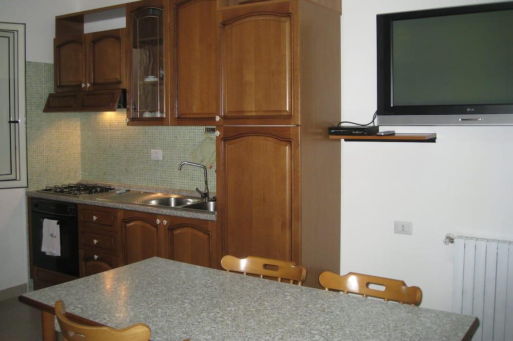 Ferienhaus, 2Schlafzimmer (Tulipano) - Wohnbereich