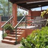 Ferienhaus, 2Schlafzimmer (Tulipano) - Terrasse/Patio