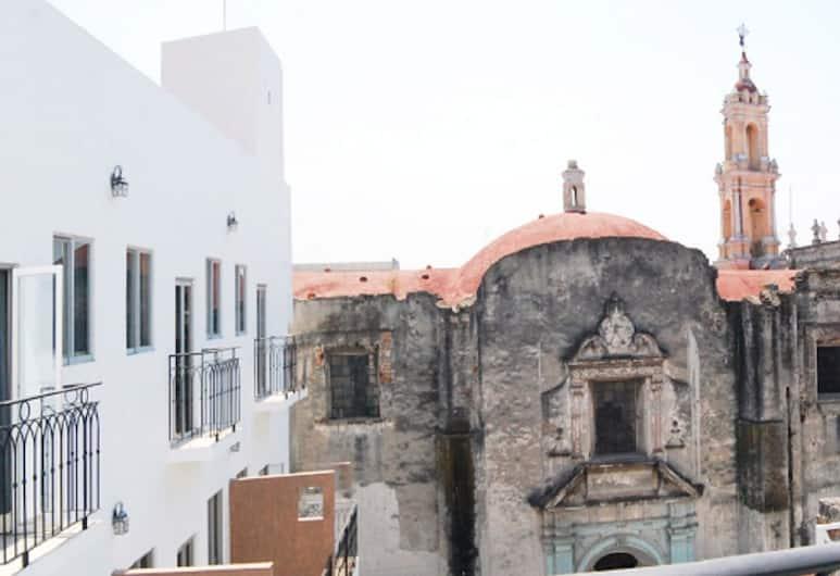 Hotel Casa de Oración San José, Puebla, Uitzicht vanaf hotel