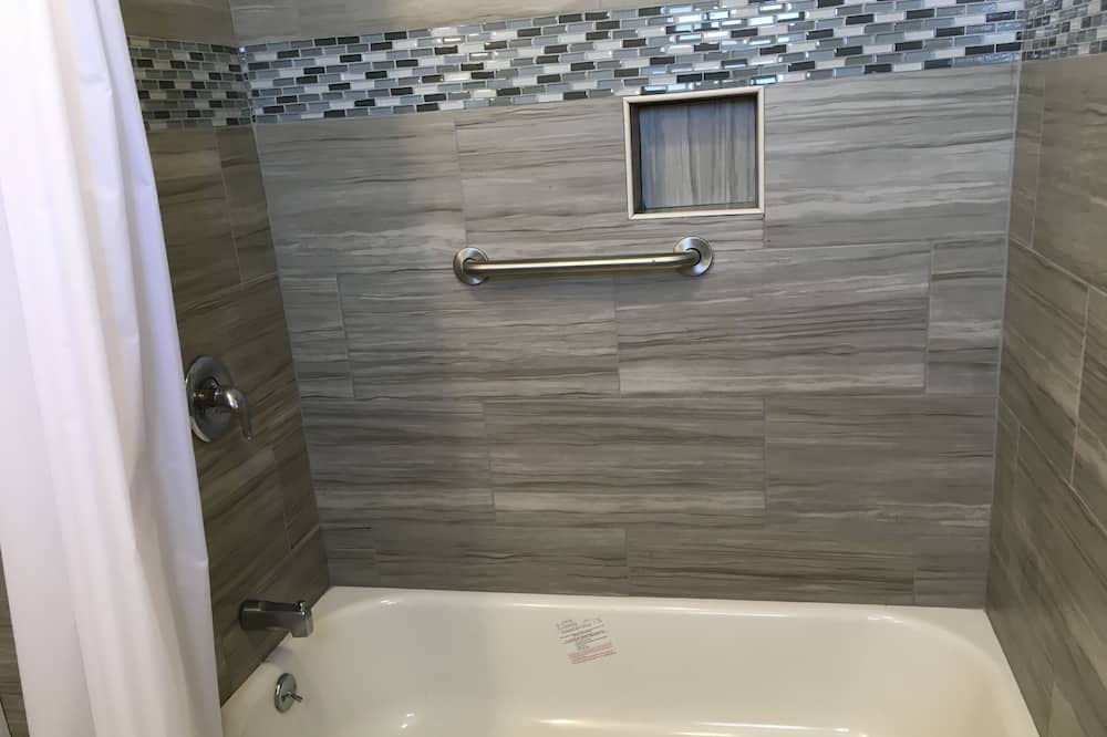 Standardna soba, 2 bračna kreveta, čajna kuhinja (Non-Smoking) - Kupaonica