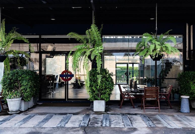 The Terminal Khon Kaen Hotel, Khon Kaen, Hotellinngang
