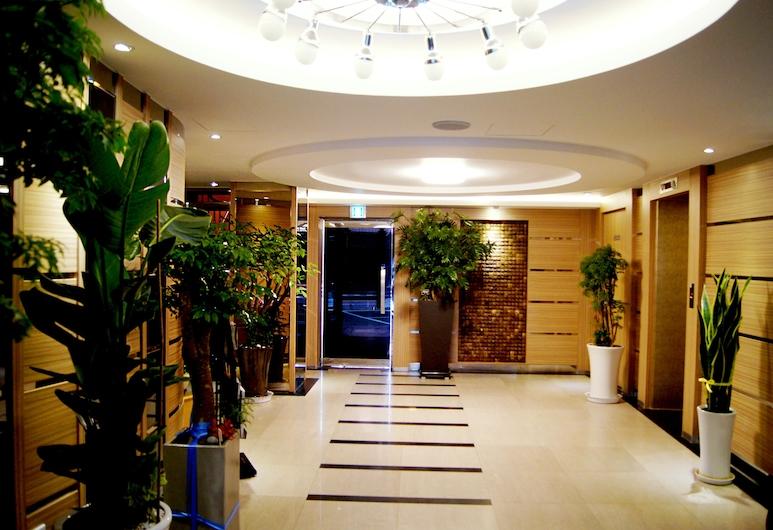 프린세스 호텔, 서울특별시, 로비