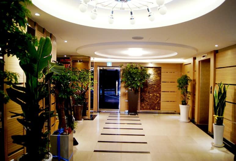 PRINCESS HOTEL, Seoul, Lobby