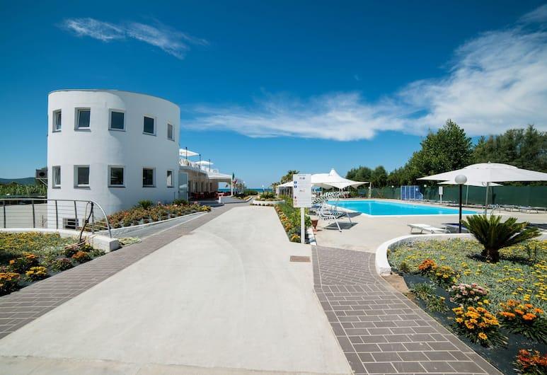 Medea Beach Resort, Capaccio Paestum, Esterni