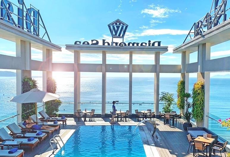 Diamond Sea Hotel, ดานัง, สระว่ายน้ำบนดาดฟ้า