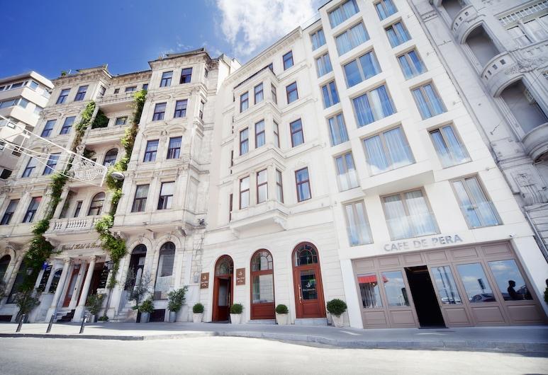 Grand Hotel De Pera, Stambulas
