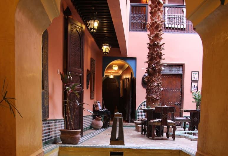 里亞德阿傑貝爾酒店, 馬拉喀什, 泳池