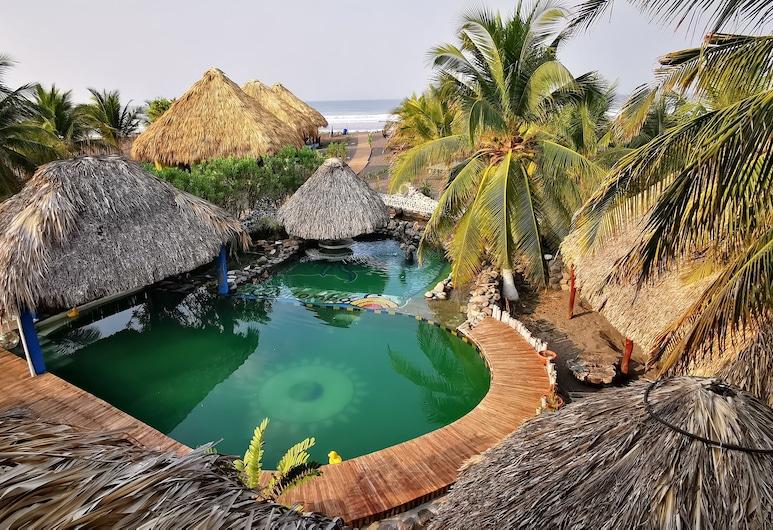 Eco Hotel Playa Quilombo de Curumbe, Las Lisas
