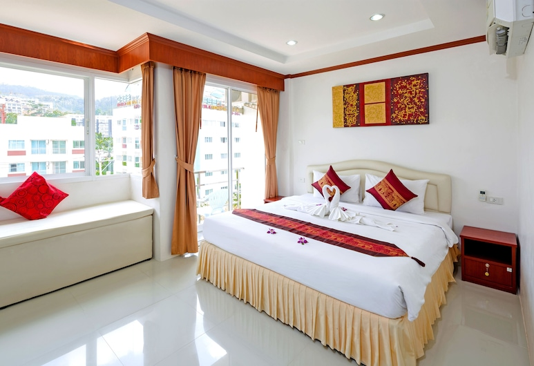 Phusita House 2, Patong, Guest Room
