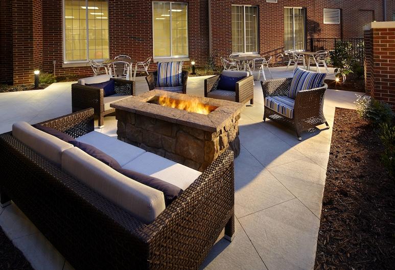 Residence Inn Durham McPherson/Duke University Medical Cntr, Durham, Terrasse/Patio