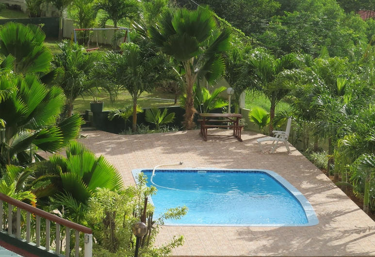 La Fontaine Holiday Apartments, Mahe Island, Outdoor Pool