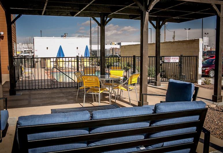 Fairfield Inn & Suites El Paso Airport, Ель-Пасо, Відкритий басейн