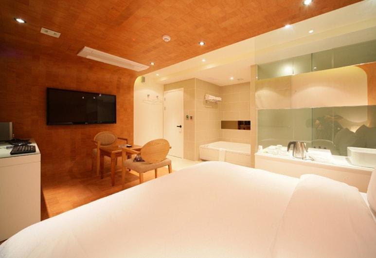阿瑪飯店, 首爾, 標準客房, 客房