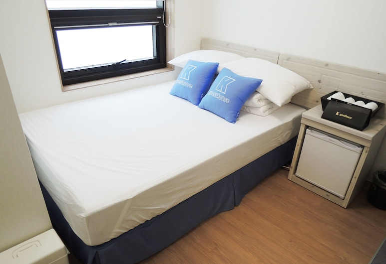 K-Guesthouse Myeongdong 2, Seoul, Double Room, Guest Room
