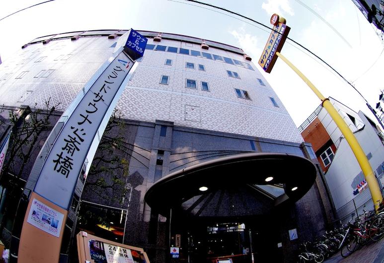 캡슐 & 스파 그랜드 사우나 신사이바시, 오사카