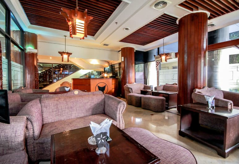 Grand Menteng Hotel, Jakarta, Ruang Duduk Lobi