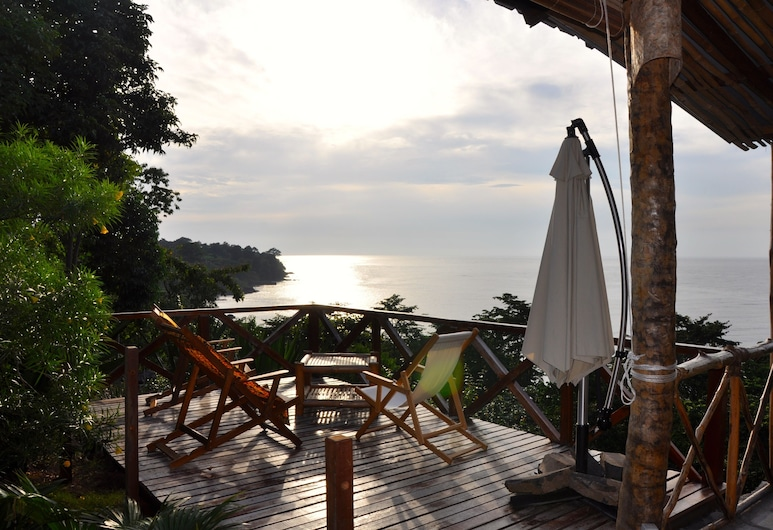 Mucumbli Hotel, Sao Tome Island, View from Hotel