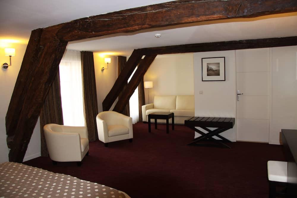 Junior suite, niet-roken - Woonruimte