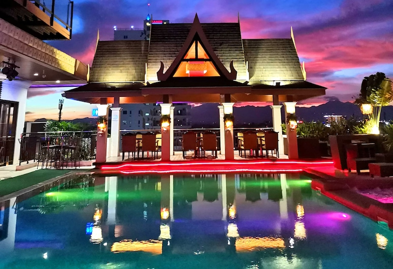 Prime Asia Hotel, Angeles City, Pool