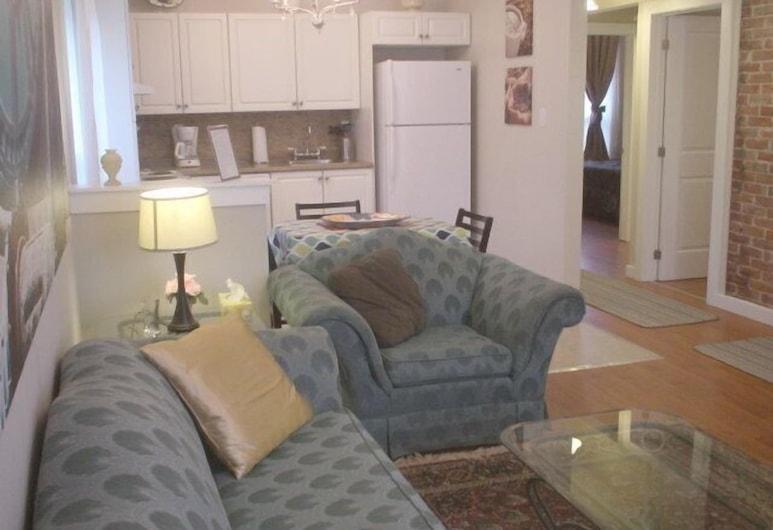 Silver Ridge Executive Suites, Niagara Falls, Suite, 3 Quartos, 2 Casas de Banho, Área de Estar