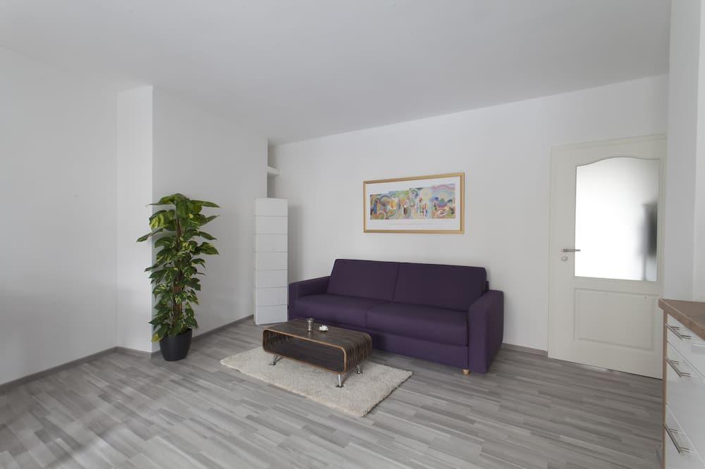 Апартаменти, перший поверх - Вітальня