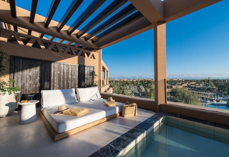 Mandarin Oriental Marrakech, Marrakesh, Suite panoramica, Camera