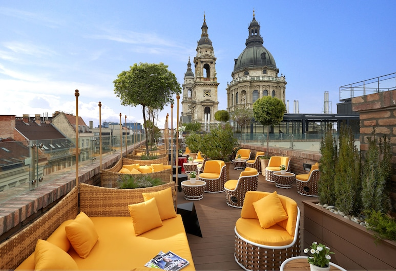 Aria Hotel Budapest by Library Hotel Collection, Βουδαπέστη, Lounge ξενοδοχείου