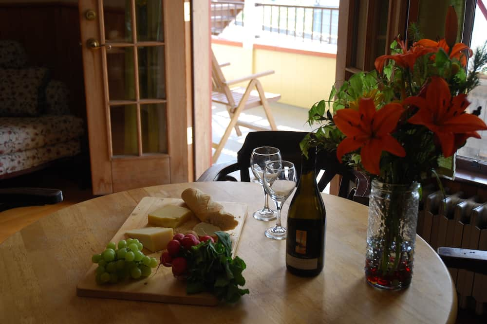 Baker Suite - บริการอาหารในห้องพัก
