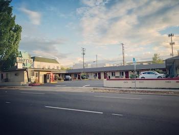 Medford — zdjęcie hotelu City Center Motel Medford Downtown