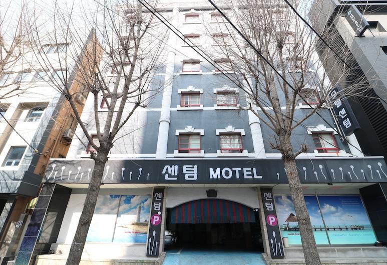 釜山站山泉飯店, 釜山