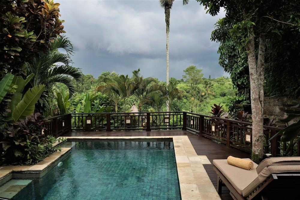 別墅, 1 間臥室, 私人泳池 - 私人泳池