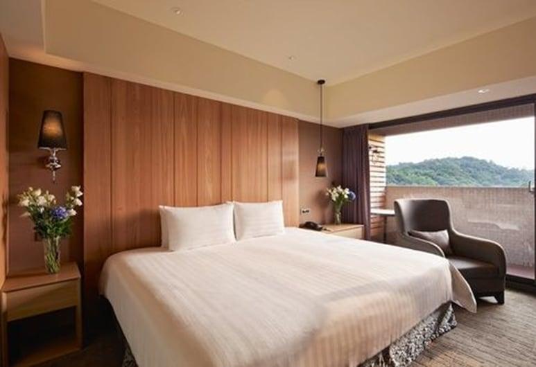 宜家商旅, 台北市, 豪華雙人房, 山景 (High Floor), 客房