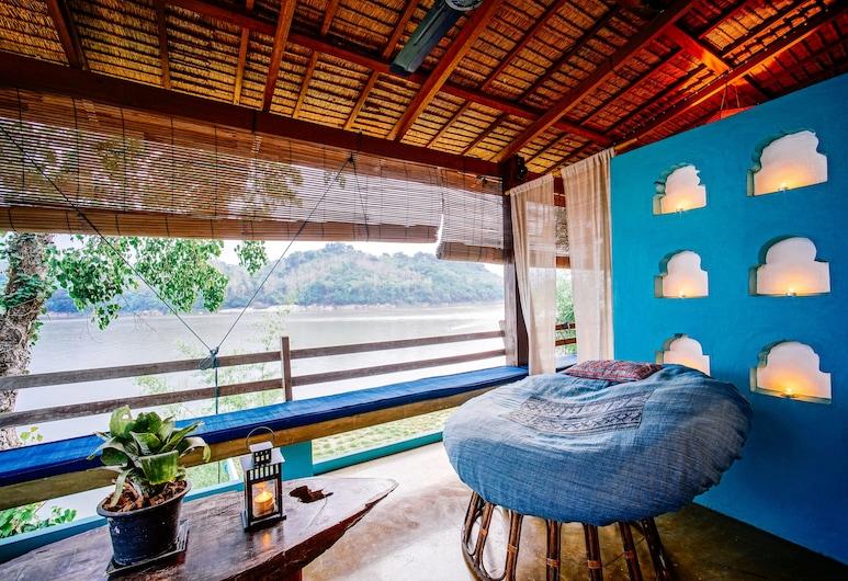 Ock Pop Tok Mekong Villa, Luang Prabang, Suite - udsigt til flod (Tai Mouang Mini), Søudsigt